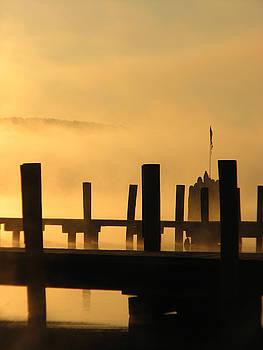 Michael Mooney - Fall Docks Marker