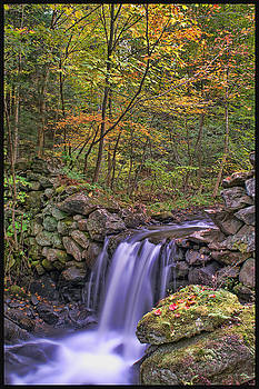 Fall Falls by Jes Fritze