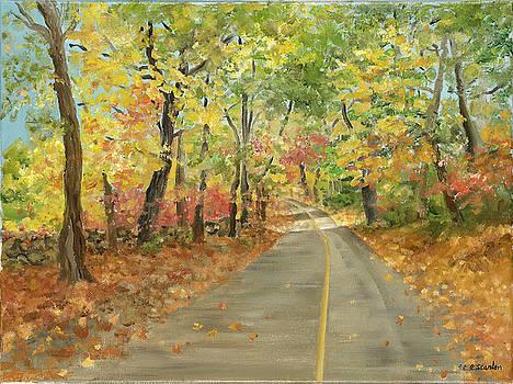 Fall Festival by E E Scanlon