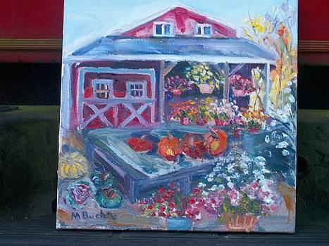 Fall Finale by Margaret Buchte