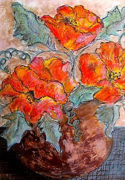 Forartsake Studio - Fall Flowers I