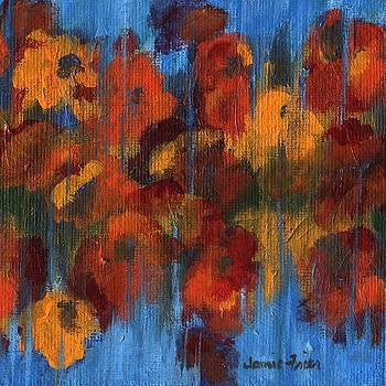 Fall Flowers by Jamie Frier