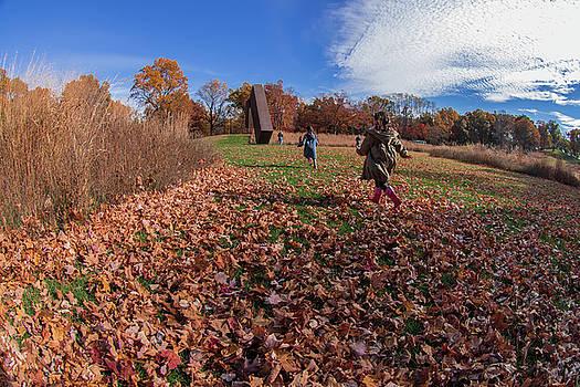 Fall Fun I by Dawn Wayand