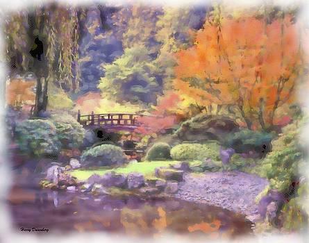 Fall Garden by Harry Dusenberg