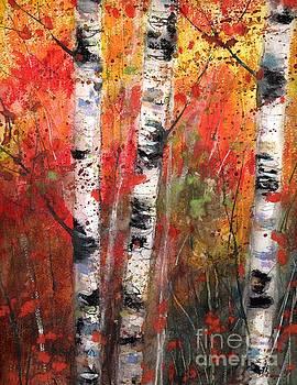 Fall Glory by Diane Splinter