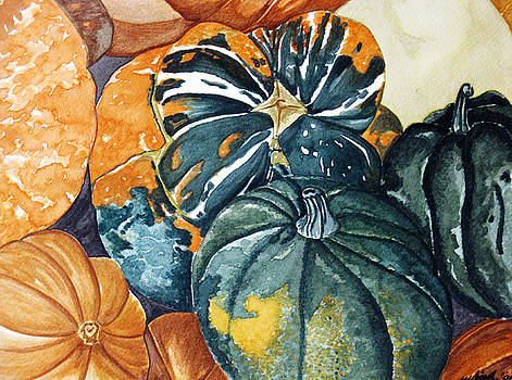 Fall Harvest I  by Mic DBernardo