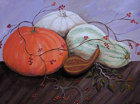 Fall Harvest by Maria Stanley
