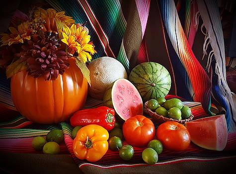 Marilyn Smith - Fall Harvest Still Life