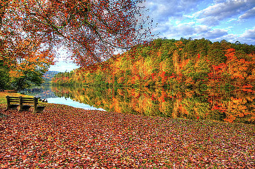 Fall in Murphy, North Carolina by Sharon Batdorf