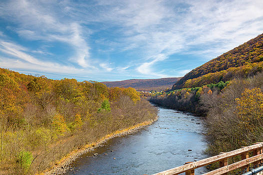 Fall in PA by Jack R Perry