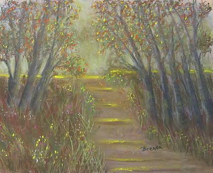 Fall Is Coming by Brenda Maas