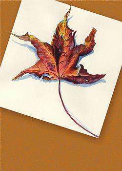 Thomas Lupari - Fall Leaf