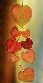 Fall Leaves #2 by Rebecca Cozart