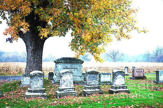 Fall Memories by April Bielefeldt