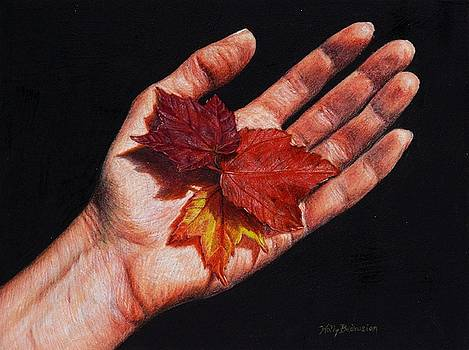Fall Offering by Holly  Bedrosian