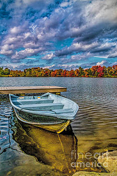 Nick Zelinsky - Fall on Alloway Lake