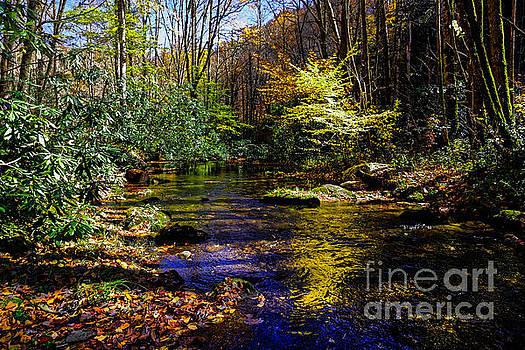 Paul Mashburn - Fall On Rough Creek
