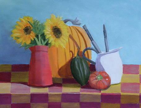 Fall Time by Scott W White