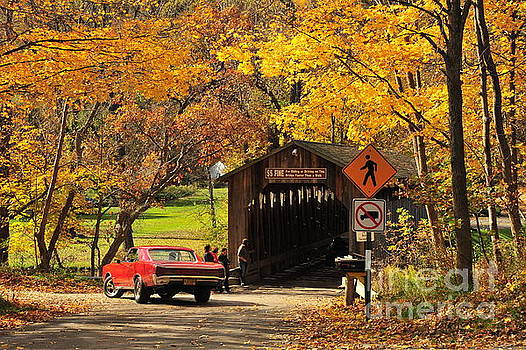 Terri Gostola - Fallasburg Covered Bridge 10