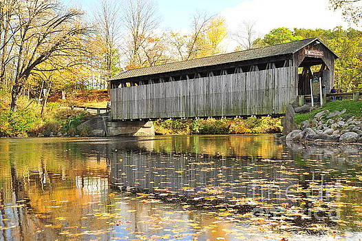 Terri Gostola - Fallasburg Covered Bridge 15