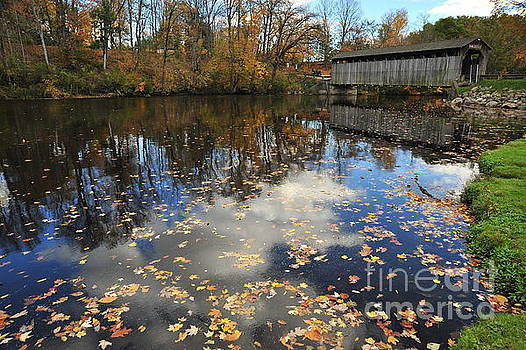 Terri Gostola - Fallasburg Covered Bridge 17