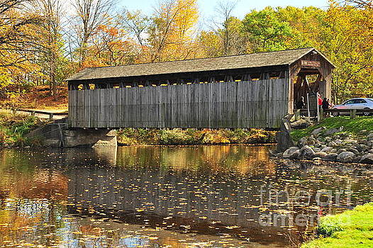 Terri Gostola - Fallasburg Covered Bridge 2