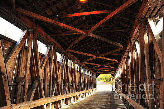 Terri Gostola - Fallasburg Covered Bridge 5