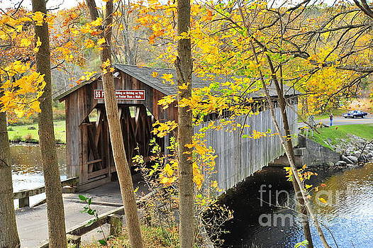Terri Gostola - Fallasburg Covered Bridge 8