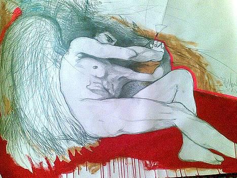 Fallen Angel by Beatrice Feo Filangeri