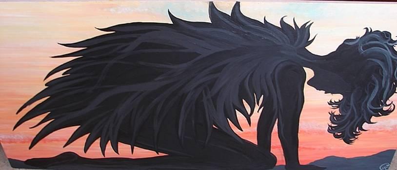 Fallen Angel by Melany Pavlick
