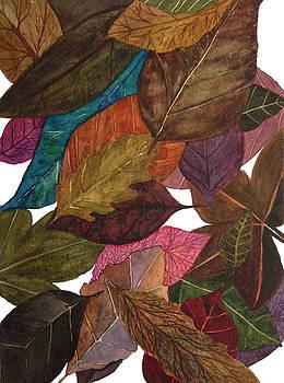 Fallen Autumn by Garima Srivastava