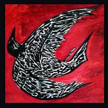 Fallen Crow by Christopher Hawke