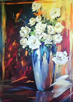 Fallen Rose by Heather Roddy