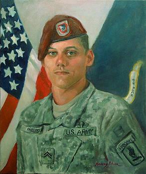 Fallen Soldier by Nancy Blum
