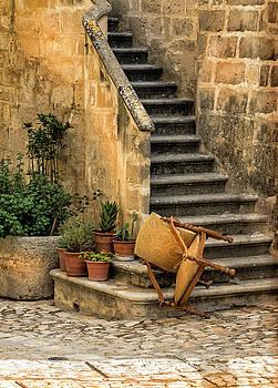 Fallen Chair by Robin Zygelman