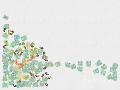 Fallen tree abstract by Ashish Agarwal