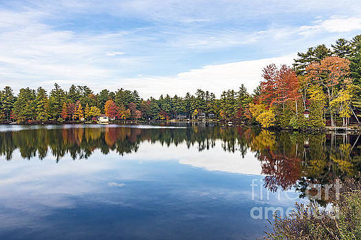 Falling for New Hampshire by Anthony Baatz