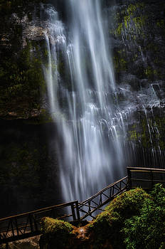 Falling from Afar by Richard Espenant