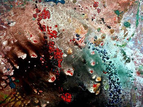 Falling Jewels by Gene Garrison