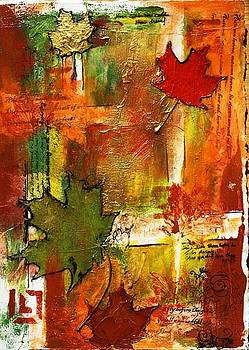 Falling Leaves by Ishita Bandyo