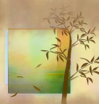 Falling Leaves by Nina Bradica