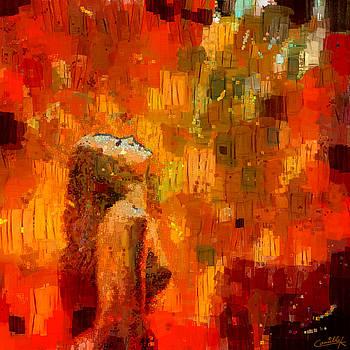 Falling Memories by Camille Kleinman