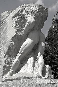 Falling Soldiers Vienna 9997 by Norberto Torriente