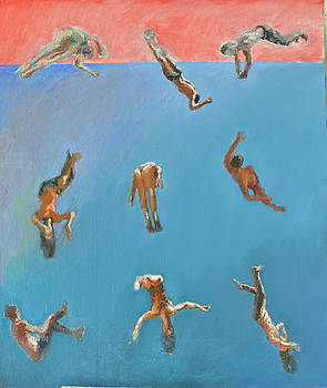 Falling Together by Nicholas Stedman