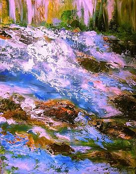 Patricia Taylor - Falling Water