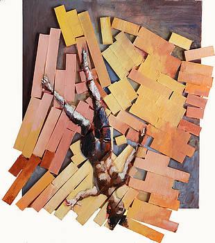 Falling Woman by Nicholas Stedman