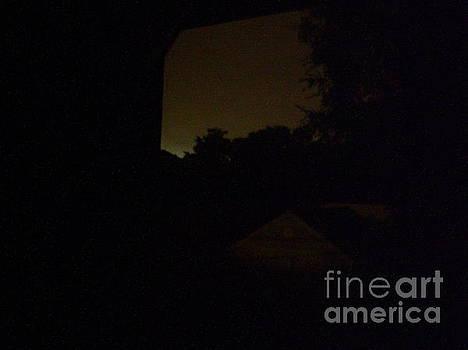 Fallout Night Sky by Iris Newman