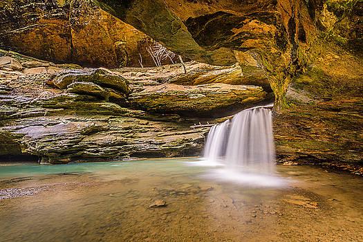 Falls - 1 by Tom Clark