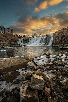 Falls  by Aaron J Groen