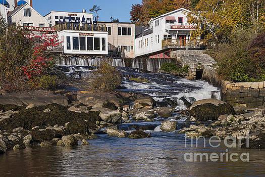 Bob Phillips - Falls behind Main Street
